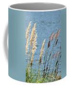 Pampas On The Lake Coffee Mug