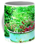 Pan Full Of Color  Digital Paint Coffee Mug