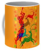 Pan Leads The Dance Coffee Mug