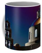 The Church Of Panagia Of Platsani Coffee Mug