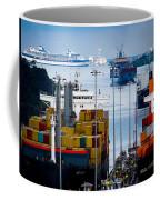 Panama Canal Express Coffee Mug