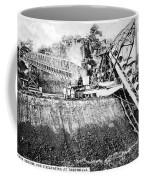 Panama Canal French Work Coffee Mug