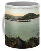 Panama Canal La Boca Coffee Mug