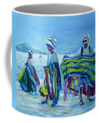 Panama.beach Market Coffee Mug