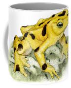Panamanian Golden Frog Coffee Mug