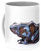 Panamanian Green And Black Poison Dart Coffee Mug
