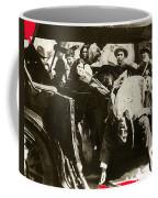 Pancho Villa Ambushed July 20 1923 1923 Dodge Touring Car 1923-2013 Coffee Mug
