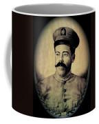 Pancho Villa In Military Uniform Drawing No  Date-2013  Coffee Mug
