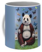 Panda Buddha Coffee Mug