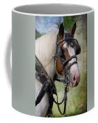 Pandora In Harness Coffee Mug