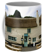 Pandora Inn Gold Post Box For Olympian Ben Ainslie Coffee Mug