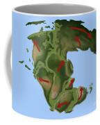 Pangaea Coffee Mug