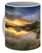 Panglao Port Sunset Coffee Mug
