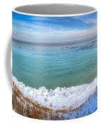 Panning Lake Michigan Coffee Mug