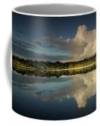 Panorama, Anangurocha Lake, Lagoon Coffee Mug