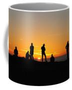 Panorama Everyone Likes A Sunset Coffee Mug