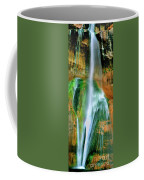 Panorama Lower Calf Creek Falls Escalante Nm Utah Coffee Mug