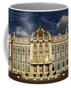 Panorama Of Catherine Palace Coffee Mug by David Smith