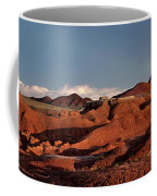 Panorama Of Goblin Valley State Park Utah Coffee Mug