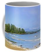 Panorama Of Pacific Coast On Vancouver Island Coffee Mug