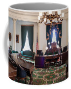 Panorama Of The Vermont State House Montpelier Vermont Coffee Mug