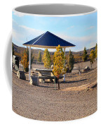 Panorama Outdoor Community Area Coffee Mug