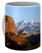 Panorama Point Capitol Reef National Park Utah Coffee Mug