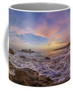 Panorama The Whole Way Round The Cove Coffee Mug