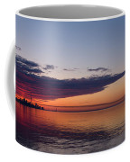 Panorama - Toronto Sunrise In June  Coffee Mug