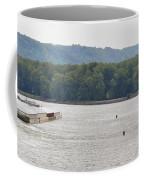 Panoramic Barge Coffee Mug