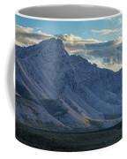 Panoramic Image Of Royal Mountain Coffee Mug