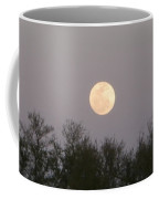 Panoramic New Orleans Moon Rising Coffee Mug