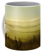 Panoramic Of Sailing Ship, Beacon Hill Coffee Mug