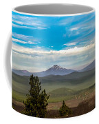 Panoramic View Of The Cascades Coffee Mug