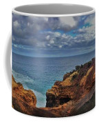 Panoramic View Of The Grotto Coffee Mug