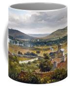 Panoramic View Of The Ile-de-france Coffee Mug