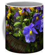 Pansy Planter Coffee Mug