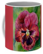 Pansy Play Coffee Mug
