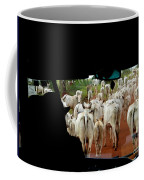 Pantenal Cows Coffee Mug