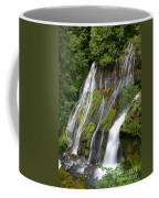 Panther Creek Falls 2- Washington Coffee Mug