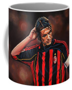 Paolo Maldini Coffee Mug by Paul Meijering