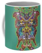 Papalotl Series Vlll Coffee Mug