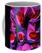 Paper Flowers Coffee Mug