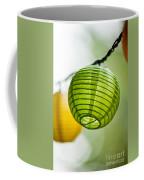 Paper Lanterns Coffee Mug