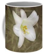 Paper Lily Coffee Mug