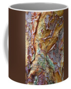 Paperbark Abstract Coffee Mug