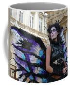 Papillion Femme Coffee Mug