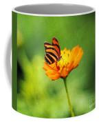 Papillon Coffee Mug by Darren Fisher