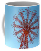 Parachute Jump-coney Island Coffee Mug