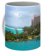 Paradise And Atlantis Coffee Mug